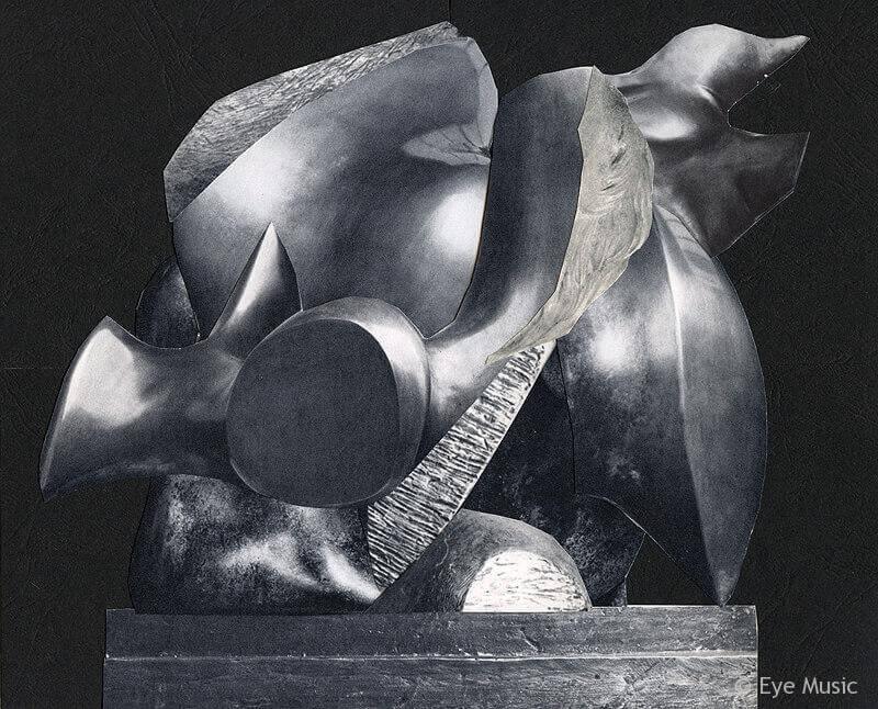 Henry Moore In the Dark